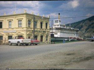 "Dawson City - ""The City of Gold"""