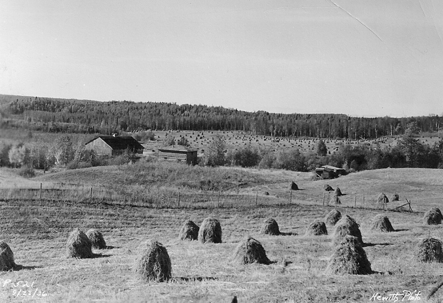 Gershmel family homestead