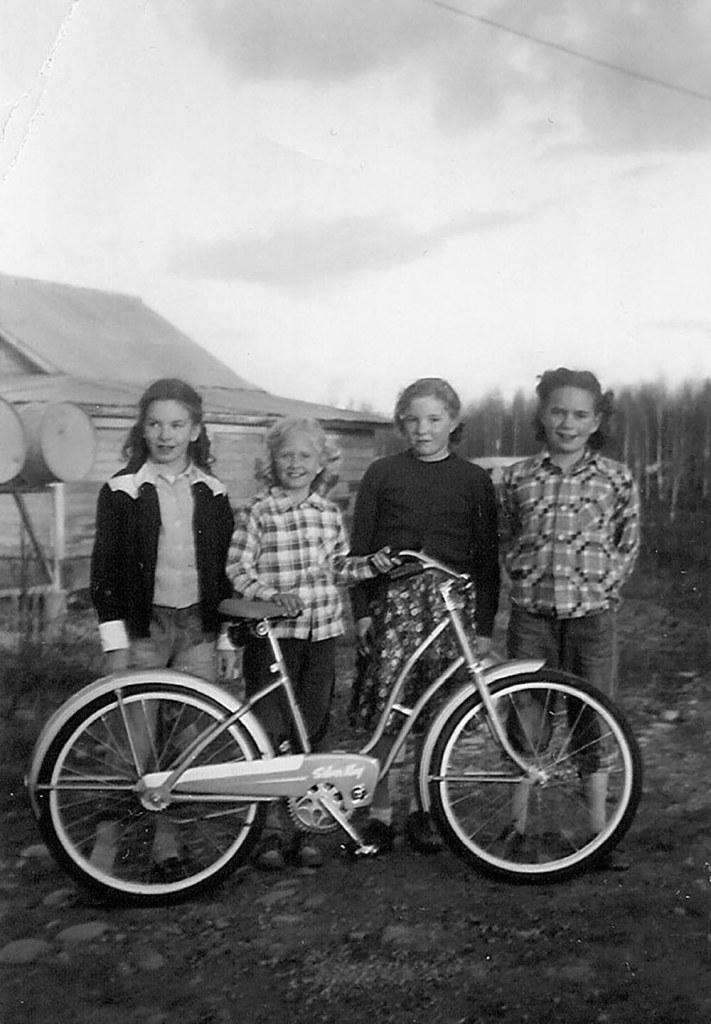 Carole Gershmel, Judith Bergman, Helen Carter and Linda Bergman