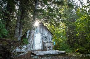 """""""Found this old cabin on Crafton Island in Prince William Sound. I can only imagine who made this their home. It's the only cabin on the island."""" - Francie Branscum / https://www.facebook.com/ilovefabphotography?fref=ts"""