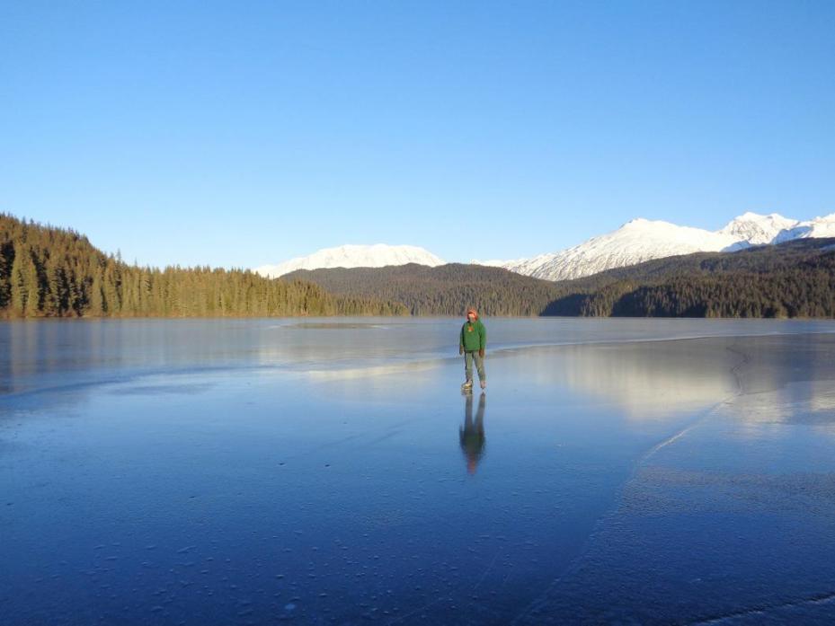 Skater Lake