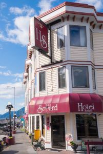 Hotel Seward. - Copyright 2016 | Cecil Sanders Photography