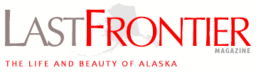 Image result for the last frontier magazine logo