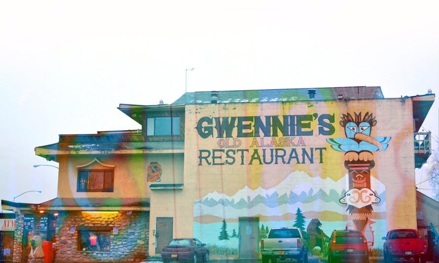 Gwennie's Old Alaska Restaurant Spenard