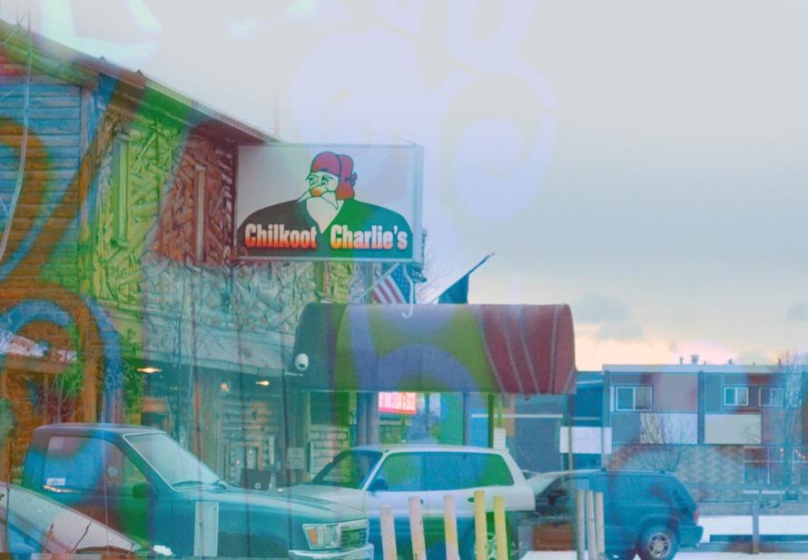 Chilkoot Charlie's Bar Spenard