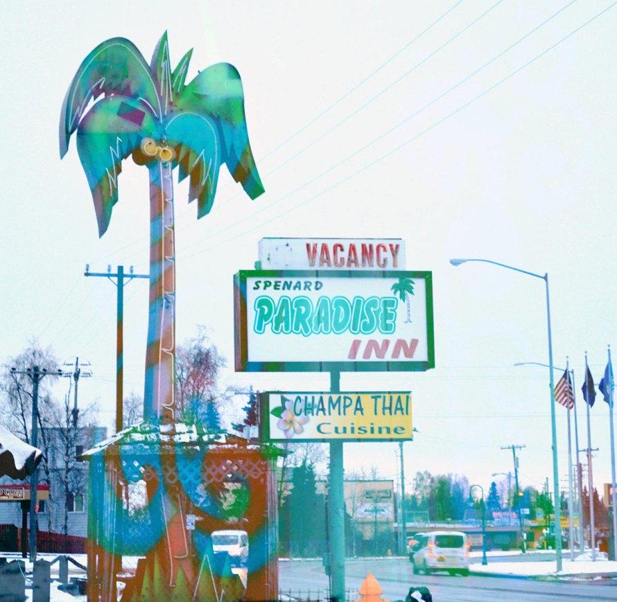 Spenard Paradise Inn